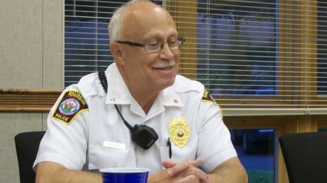 Salisbury police chief says he needs radar for safety, not cash