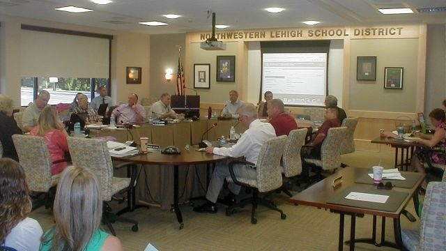NW Lehigh SD gets grants, less money than before