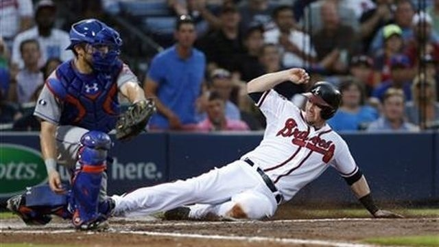 Braves take advantage of Mets' miscues for 5-3 win