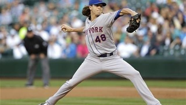 DeGrom tames Mariners in Mets' 3-1 victory