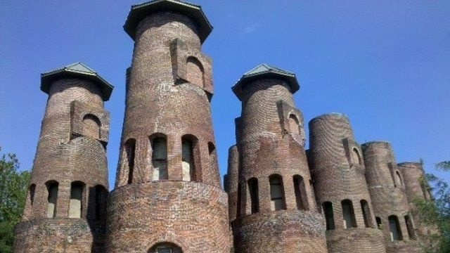 Flicker of hope for crumbling Coplay cement kilns