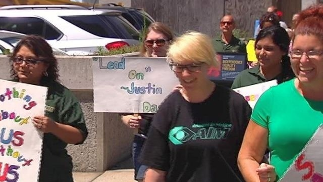Local group celebrates 24th anniversary of Americans with Disabilities Act