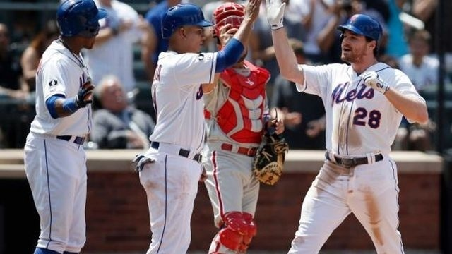 Mets rout Phillies 11-2