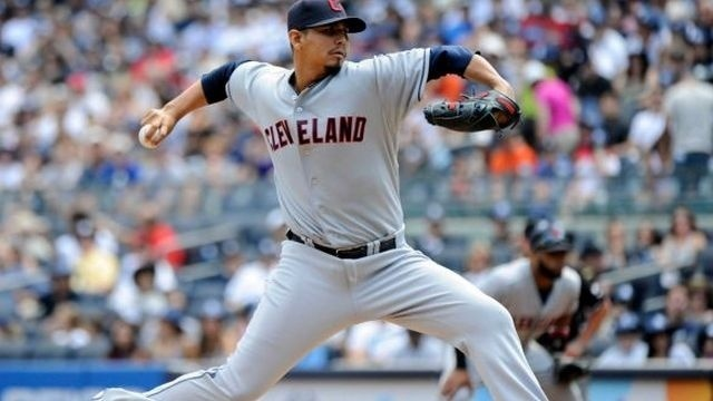 Carrasco, Indians slow down Yankees again