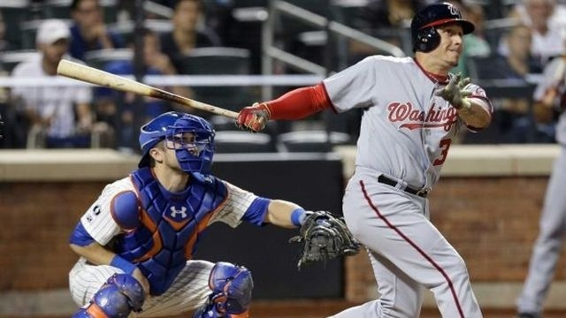 Mets fall short in 3-2 loss to Nationals