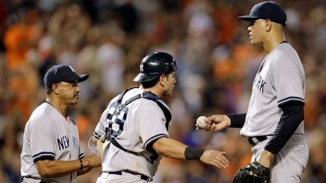 Orioles rally past Yankees 5-3 for 2-game sweep