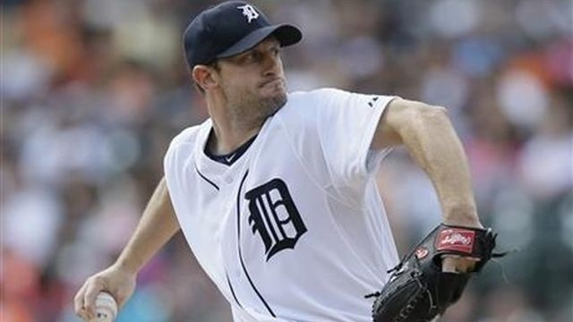 Scherzer Ks 14, Tigers beat Pirates 5-2