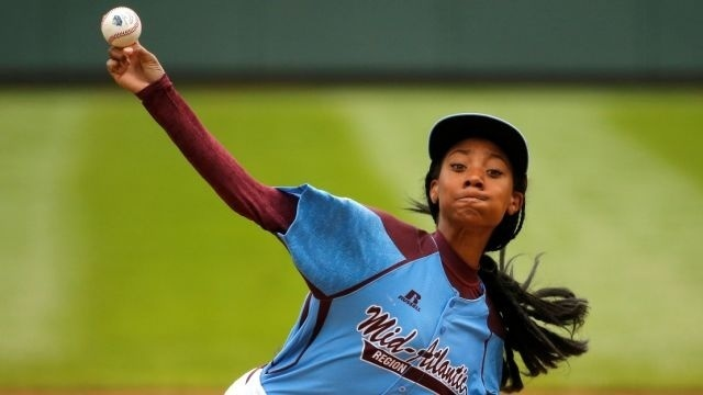 Mo'ne Davis exits early, Philly squad falls to Vegas