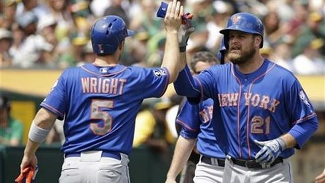 Wheeler wins again, Mets end 3-game skid
