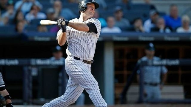 McCann's pinch-hit HR lifts Yanks over White Sox in 10