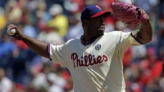 Rollins, Williams lead Phillies over Cardinals