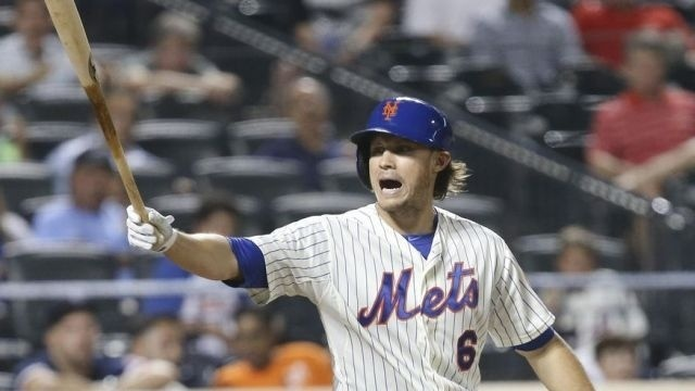 Wheeler sharp, but Mets fall to Braves 3-2