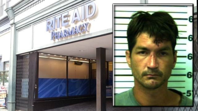 Reading man steals syringes, injects heroin inside pharmacy, police say