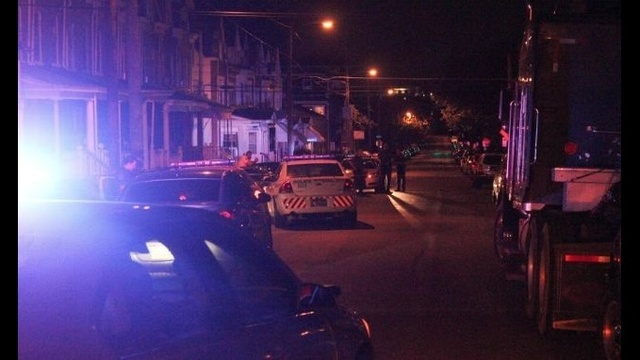 Allentown party takes violent turn when teen is shot