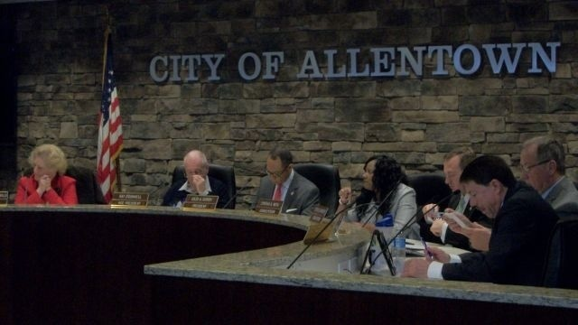 Allentown Council hears issues ranging from homelessness to a $500 fine