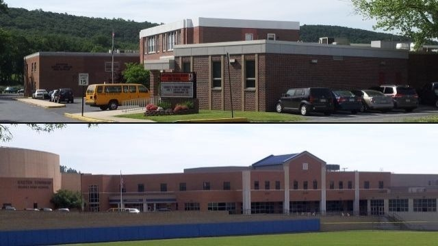 Town meeting set for proposed Antietam, Exeter school merger