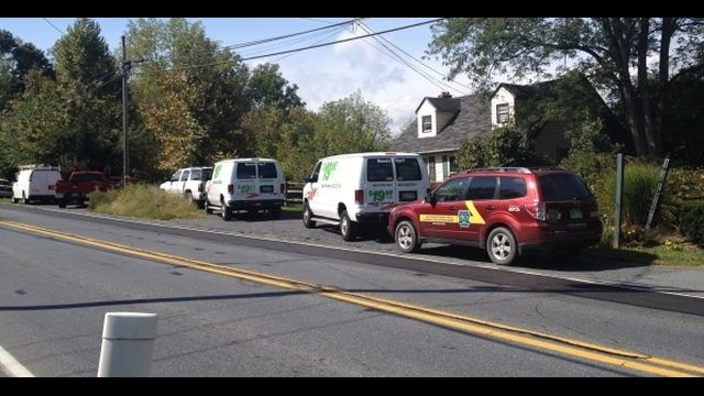 Apparent raid at Lehigh County property of alleged animal hoarder Derbe Eckhart