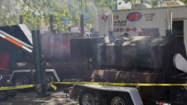BBQ truck hearing sizzles in N. Whitehall Twp.
