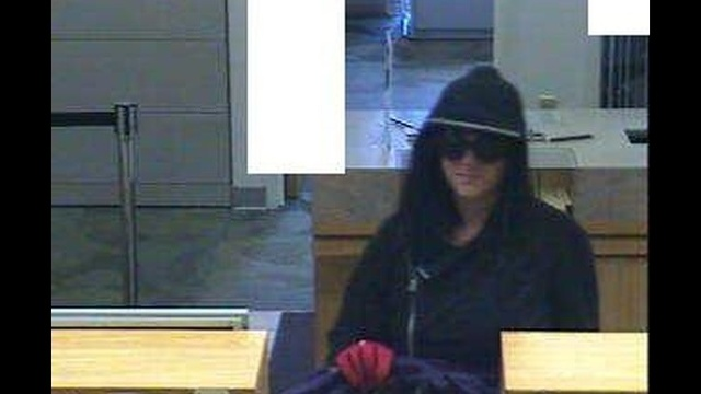 Police on the hunt for woman who robbed Berks County bank