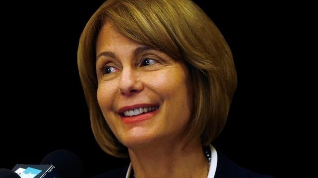 Democrats: Barbara Buono taps female labor leader as No. 2