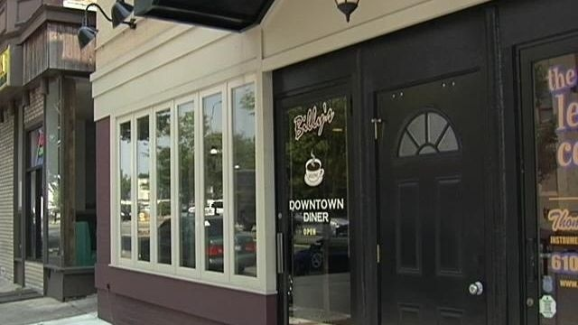 Police: Slur written on Billy's Downtown Diner door