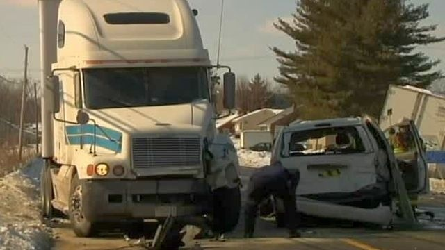 Police in Lehigh County: Truck driver said deadly wreck 'all my fault'