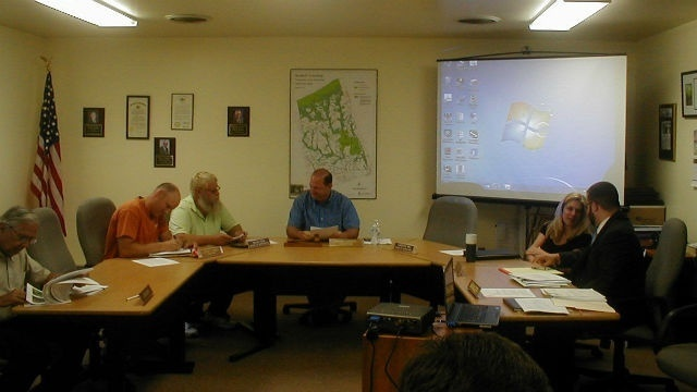 Bushkill Supervisors hear plans for ailing bridge