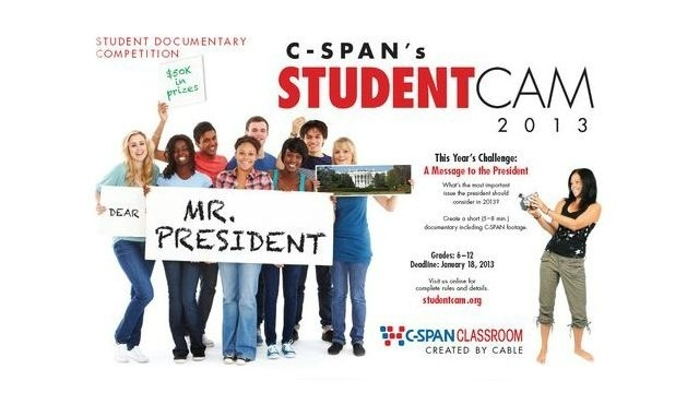Conrad Weiser students win honorable mention in C-SPAN documentary competition