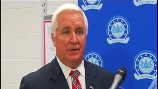 Gov. Tom Corbett wants feds' answer on CHIP within a week
