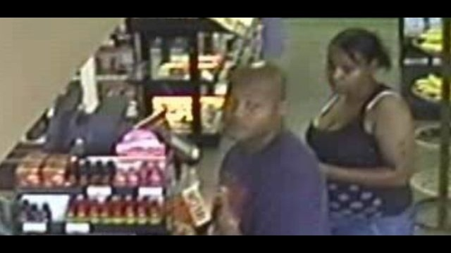 Police seek public's help to ID credit card scammers