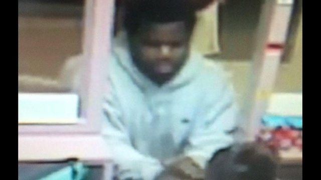 Reading police on the hunt for bank robber