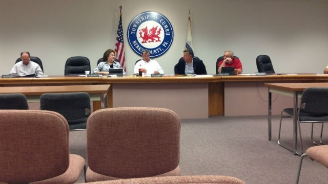 Cumru Twp. Commissioners adopt ordinance for new pension plan