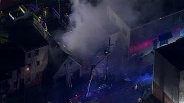 1 dead, 3 hurt in Wilmington, Del., house fire
