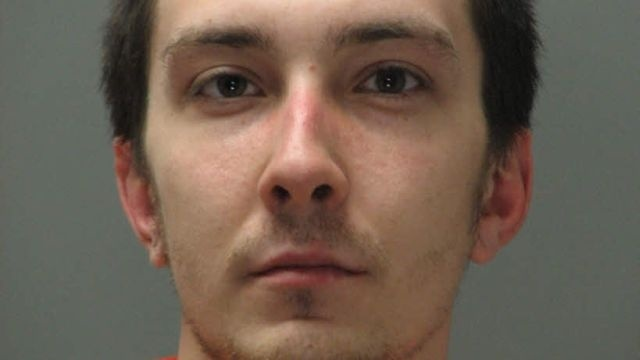 Dillon Hontz wanted for theft of a firearm