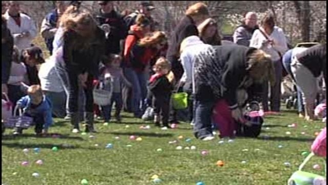 Send us your Easter egg hunt photos