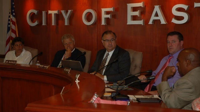 Violence in Easton's west ward dominates city council meeting