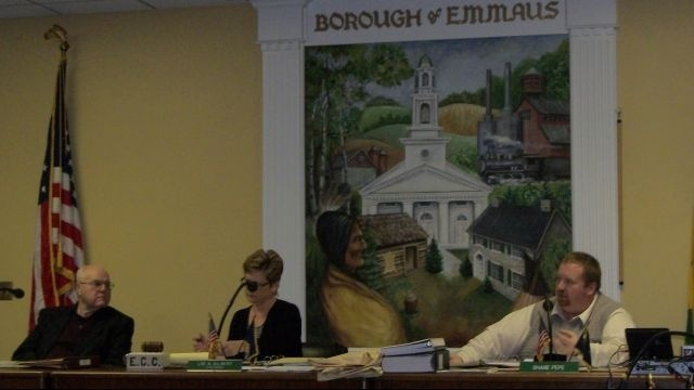 Will PPL end Emmaus banner tradition?