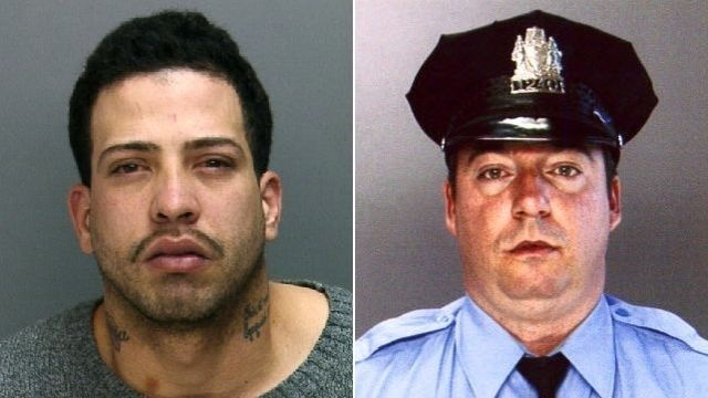 Eric Torres charged in shooting of Philadelphia police Ofc. Edward Davies