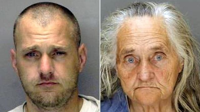 Woman, son arrested as suspects in multi-county vehicle break-ins, thefts