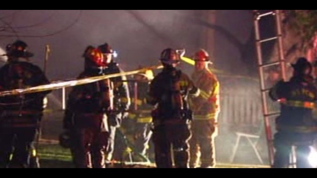 Allentown FD reports fire at apt. on Sherwood Court