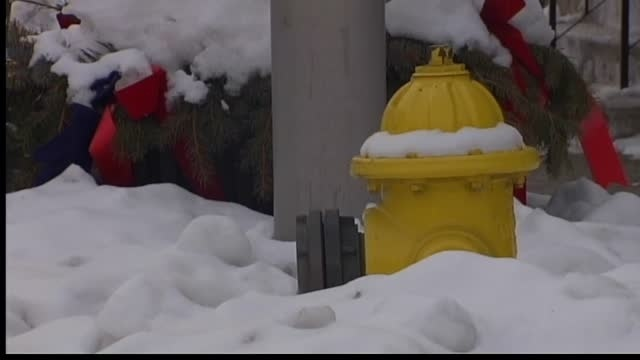 Allentown officials make 'adopt a hydrant' plea amid snow and ice concerns