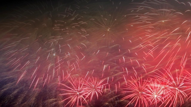 'Mega Blast 2' set to be largest fireworks show in stadium history
