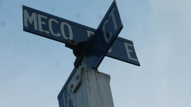 Residents ask Forks for Meco Road stop sign