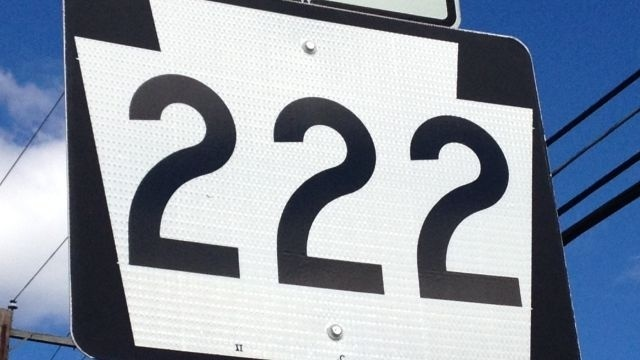 Man killed, 3 people hurt in crash on Route 222 in Richmond