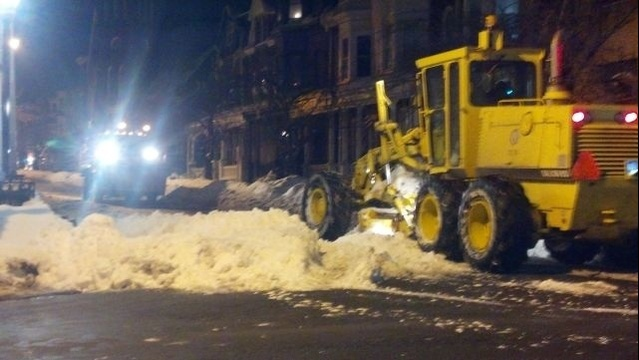 Bethlehem announces snow removal schedule