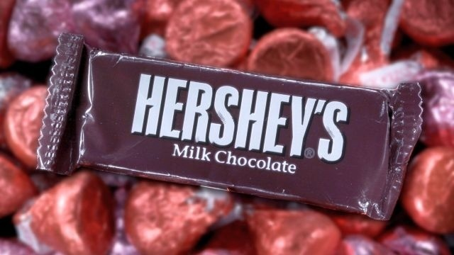 Hershey raising prices on candy as costs rise