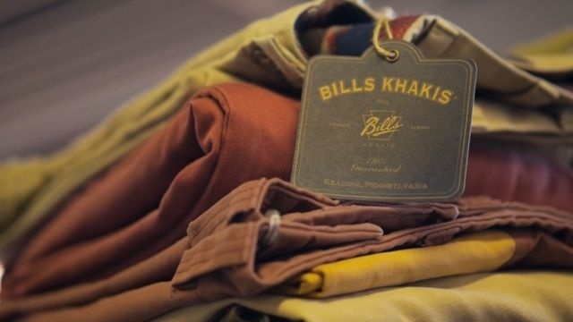 Free khakis for every dad whose child is born this Father's Day