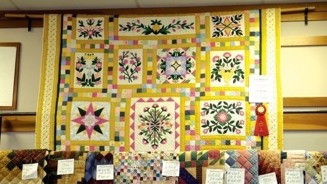 Arts Around Town: Juried quilts carry on tradition at Kutztown Folk Festival