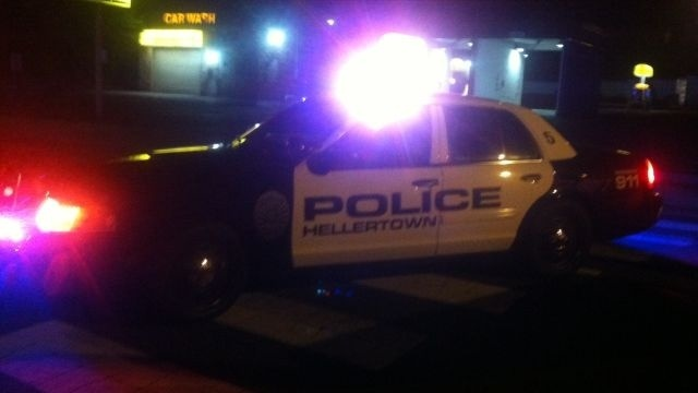 Hellertown police investigating hit-and-run