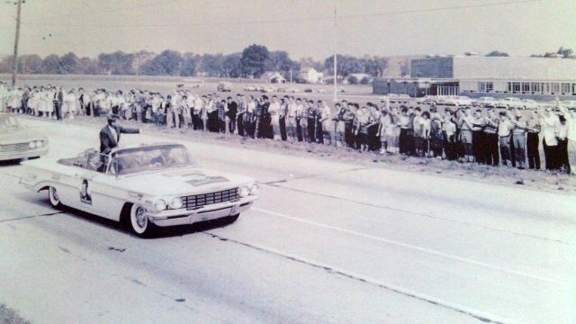John F. Kennedy's 1960 visit to Berks remembered as assassination anniversary nears
